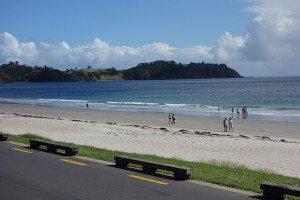Onetangi-beach