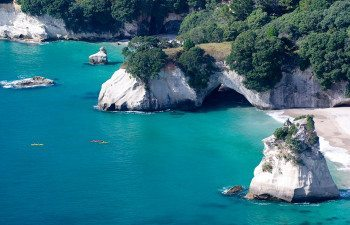 01-Cathedral-Cove-Coastline