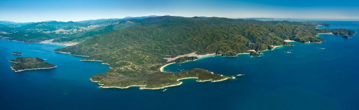 Aerial---Abel-Tasman-coastline-stitch