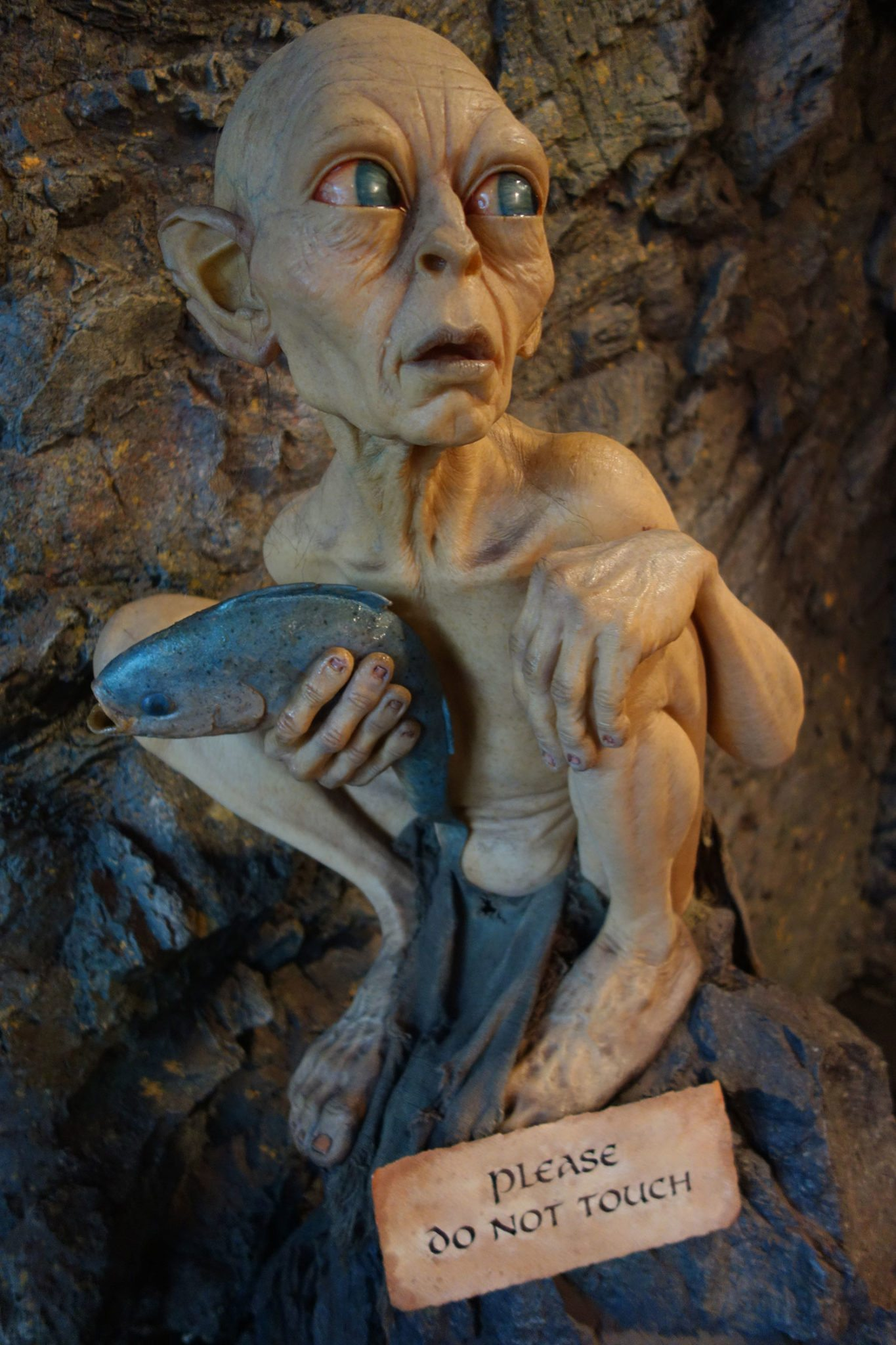 Lord Of The Rings Studio Tour Uk