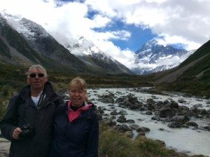 Pam Waller Mount Cook