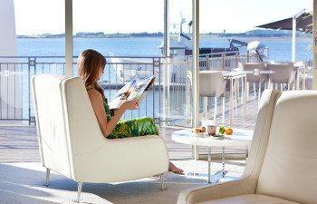 Trinity Wharf Tauranga Lounge