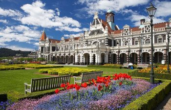 U112-Dunedin-Railway-Station-Central-Otago-David-Wall