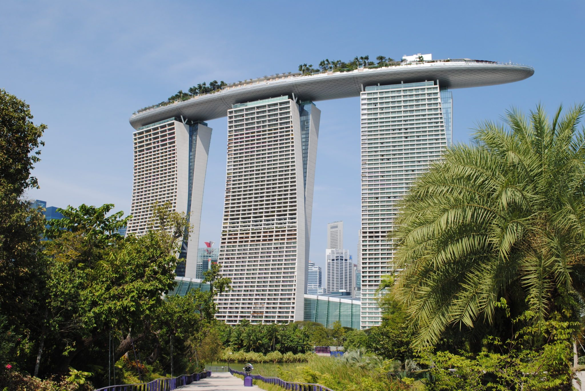 Sky Park Marina Bay Sands