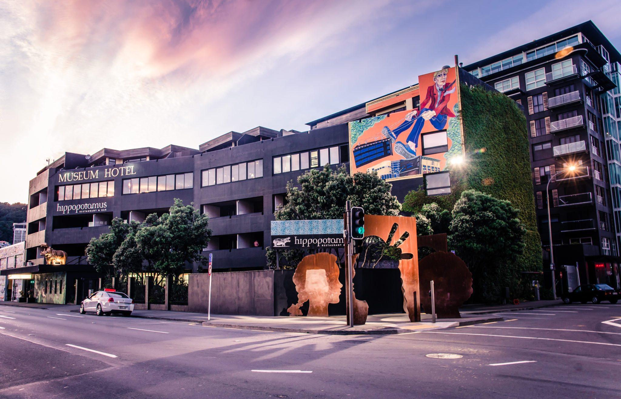 Museum Art Hotel exterior