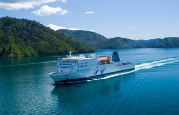 Interisland-Ferry-Kaitaki