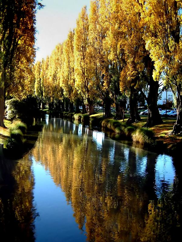 Christchchurch River
