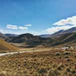 Walking in New Zealand